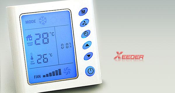 d3101中央空调温控器